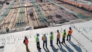 Top 5 construction stories