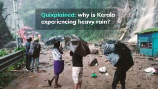 Quixplained: why is Kerala experiencing heavy rain?