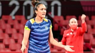 Manika Batra-TTFI row: Delhi High Court temporarily stays federation's rules on attending national camp