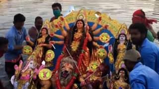 Bisharjan 2021: করোনা বিধি মেনে বিসর্জন, প্রস্তুত কলকাতার ১৭টি ঘাট