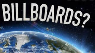 SpaceX to launch the first billboard for ads in space!