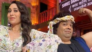 Karisma Kapoor ने की 'द कपिल शर्मा शो' में शिरकत, किया धमाकेदार डांस