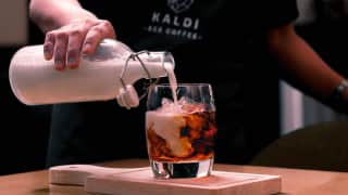 After Dalgona, the new DIY craze is whipped Greek Frappe; Here's how to make it