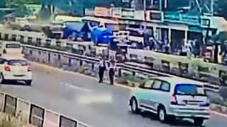 Video: जालंधर में इंस्पेक्टर ने अपनी कार से दो लड़कियों को रौंदा, एक की मौके पर मौत