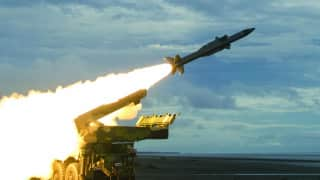 Watch: 'Akash Prime' missile clears test, destroys aerial target