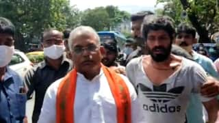 Bhowanipore bypoll: ruckus amid TMC protests, Dilip Ghosh cuts short campaign