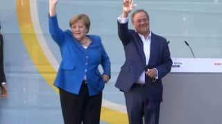 Germany: End of Angela Merkel's 16-yr rule as her party loses to Centre-Left bloc