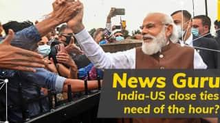 News Guru  PM Modi in US for Quad Summit: New fillip to US-India alliance?