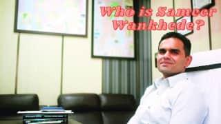 Who is Sameer Wankhede?