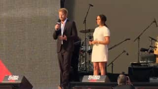 Global Citizen concert: Harry, Meghan appeal for Covid vaccine equity