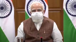 PM meets vaccine makers