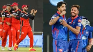 IPL 2021 RCB vs DC: হারের খরা কাটাতে মরিয়া বিরাটরা, কতটা প্রস্তুত দিল্লি?