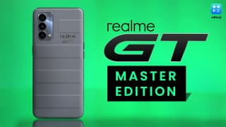Realme GT Master Edition: Unboxing & Hands On | SD 778G 5G at ₹25,999/-