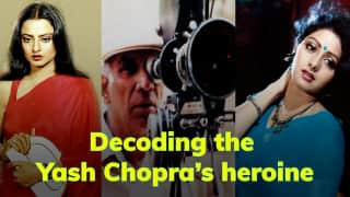 Yash Chopra's birthday: King of Romance who redefined the Bollywood heroine