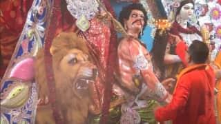 Durga Puja 2021: আজ মহানবমী, কাছে আসছে মায়ের বিদায়বেলা