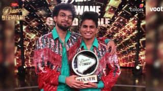 Dance Deewane 3: पीयूष गुर्बेले और रुपेश सोनी ने जीता 'डांस दीवाने 3' का खिताब