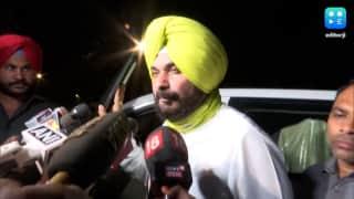 Navjot Singh Sidhu ने राहुल गांधी से की मुलाकात, मीडिया से बोले- अब सब चंगा सी