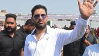 क्रिकेटर Yuvraj Singh को गिरफ्तारी के बाद मिली बेल, युजवेंद्र चहल पर की थी जातिगत टिप्पणी