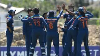 INDW Vs AUSW: भारतीय महिला टीम ने रोका ऑस्ट्रेलिया का विजय रथ, लगातार 26 हार के बाद जीता मैच