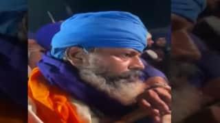 Singhu border killing: সিংঘু সীমান্তে হাত-পা কাটা ঝুলন্ত দেহ উদ্ধারের ঘটনায় এক ব্যক্তির আত্মসমর্পণ