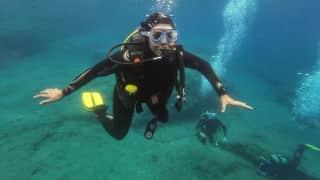 Watch! Priyanka Chopra Jonas is 'silencing stress' scuba diving in Spain with family