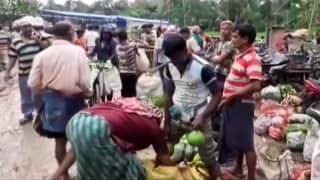 vegetable price: লক্ষ্মীপুজোর আগে কলকাতায় অগ্নিমূল্য বাজার