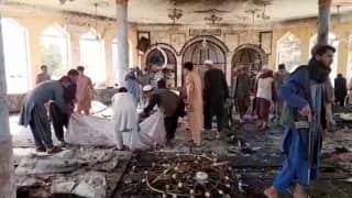 At least 100 killed, injured in a blast in Kunduz: Taliban official
