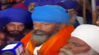 Man from Nihang sect surrenders, claims responsibility for Singhu border killing