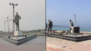 Pakistan: पाकिस्तान में मोहम्मद अली जिन्ना की मूर्ति को बम से उड़ाया, टुकड़ों में मिली प्रतिमा