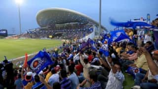 Fans to return for UAE leg of the IPL but in limited numbers
