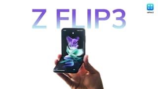 Samsung Galaxy Z Flip3 Review: it's flipping fun!
