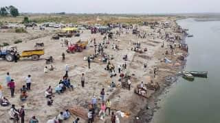 'No trace of Covid in Ganga'
