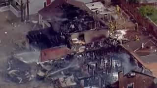 Plane crash: कैलिफोर्निया में एक छोटा विमान दुर्घटनाग्रस्त, भारतीय मूल के डॉक्टर समेत 2 लोगों की मौत