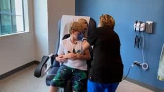 Vaccine for kids in U.S.