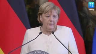 Angela Merkel ने पद छोड़ने से पहले Iran के साथ न्यूक्लियर डील को लेकर दिया बड़ा बयान