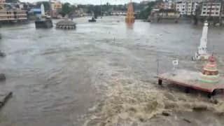 10 dead, several injured as rain wreaks havoc in Maharashtra