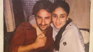 Kareena Kapoor Khan shares unseen pic with Saif Ali Khan on their wedding anniversary