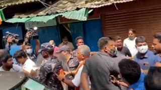 Bhabanipur: प्रचार के अंतिम दिन BJP नेता दिलीप घोष से 'धक्कामुक्की', सुरक्षाकर्मी ने निकाली पिस्तौल