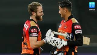 SRH Vs RR: बेकार गई सैमसन की कप्तानी पारी, चार हार के बाद हैदराबाद को मिली पहली जीत