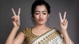 Rashmika Mandanna aces Forbes list of most influential south social media stars