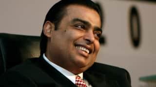 Mukesh Ambani now worth over 100 billion dollars! Just one rank below Warren Buffet in rich list
