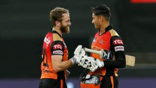 IPL 2021: SRH spoil Rajasthan's party, beat the Royals by 7 wickets