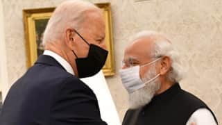 Modi-Biden Meet: গান্ধীর আদর্শই মেনে চলে মার্কিন প্রশাসন, মোদীকে জানালেন বাইডেন