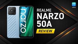 Realme Narzo 50A Review: 50MP triple camera & Helio G85 on a budget!