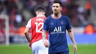 Lionel Messi to miss PSG's game against Metz, MRI scan reveals bone bruising in left knee