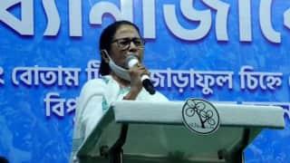Mamata Banerjee: রবিবাসরীয় প্রচারে মমতার মুখে শায়েরি, উচ্ছ্বাসে ফেটে পড়ল ভিড়