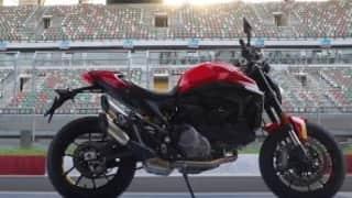 2021 Ducati Monster review