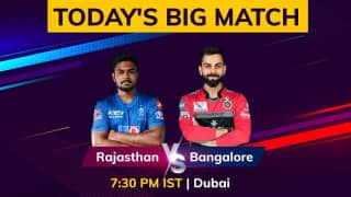 IPL 2021: Rajasthan Royals look to stay alive as they take on RCB