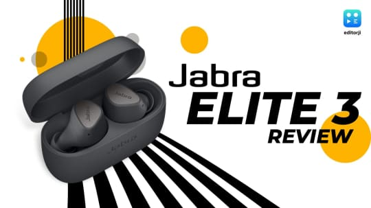 Jabra Elite 3 review: solid sound for ₹5,499?