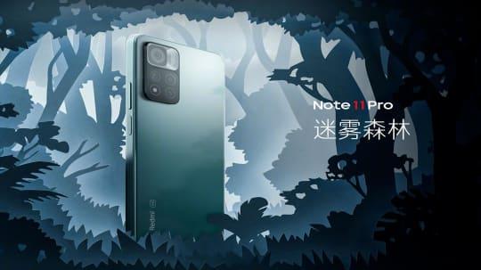 Xiaomi launches Redmi Note 11 series in China